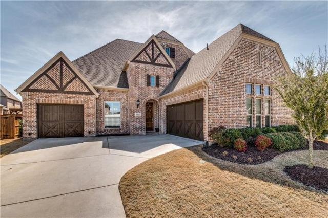 1318 Cottonwood Drive, Celina, TX 75009 (MLS #13798289) :: Team Hodnett
