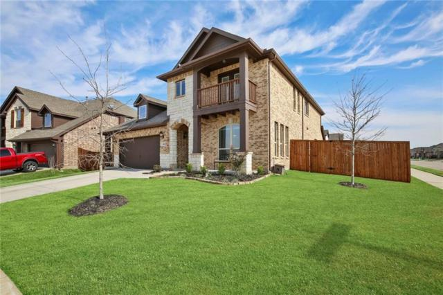 1309 Yellowthroat Drive, Little Elm, TX 75068 (MLS #13798302) :: The Cheney Group