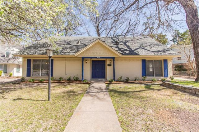 317 Woodhaven Drive, Desoto, TX 75115 (MLS #13798304) :: Pinnacle Realty Team