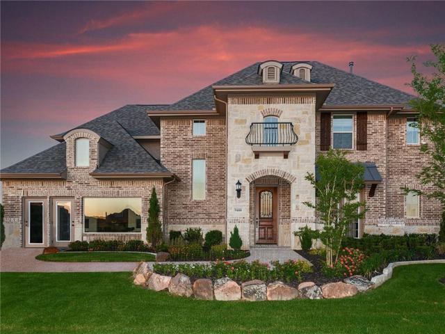 9400 Olive Court, Lantana, TX 76226 (MLS #13798320) :: Team Hodnett