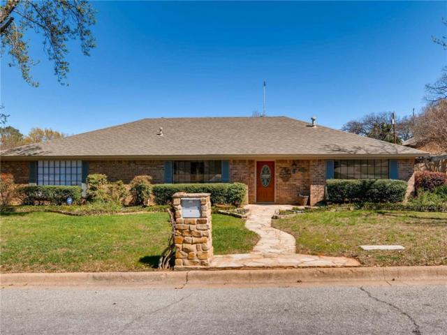 1220 Morris Drive, Keller, TX 76248 (MLS #13798355) :: The Holman Group