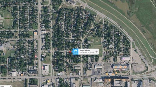 522 Pueblo Street, Dallas, TX 75212 (MLS #13798367) :: Team Hodnett