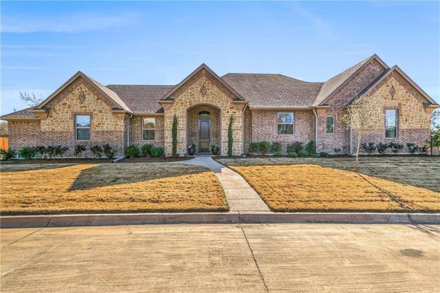 906 Crown Valley Drive, Weatherford, TX 76087 (MLS #13798388) :: The Mitchell Group