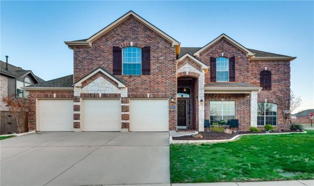 501 Connemara Court, Celina, TX 75009 (MLS #13798399) :: Team Hodnett