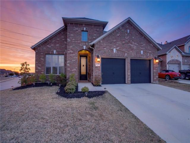 4701 Canvasback Court, Fort Worth, TX 76262 (MLS #13798464) :: The Marriott Group