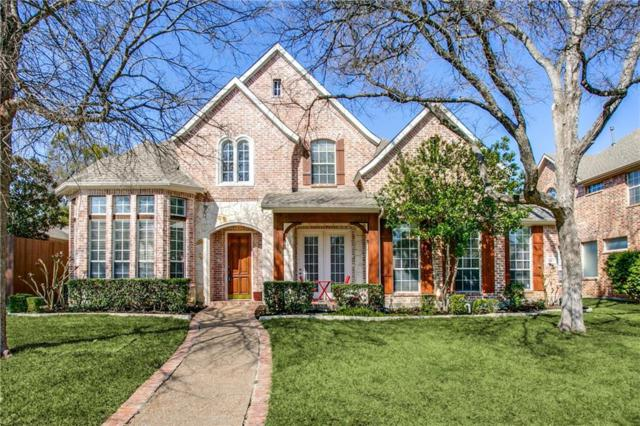 8109 Greensboro Drive, Plano, TX 75025 (MLS #13798504) :: The Holman Group