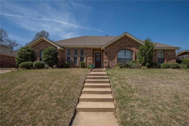 2817 Clearmeadow Street, Bedford, TX 76021 (MLS #13798515) :: The Mitchell Group