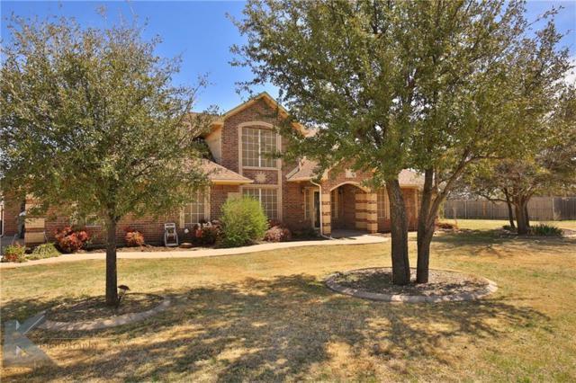 125 Quaker Road, Abilene, TX 79602 (MLS #13798516) :: Team Hodnett