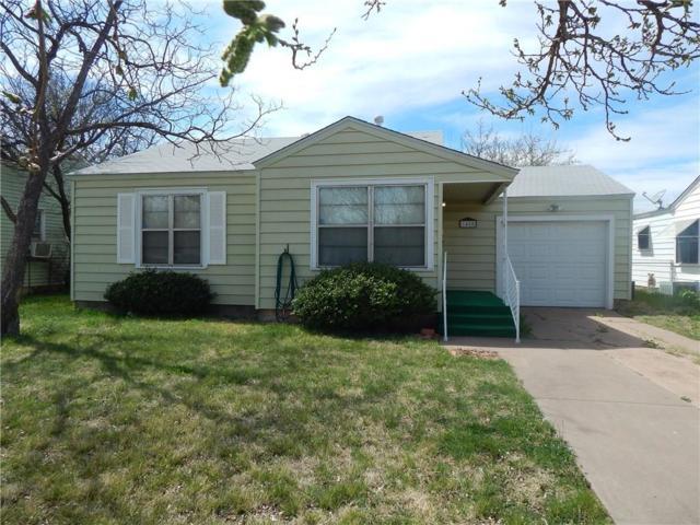 1450 Kirkwood Street, Abilene, TX 79603 (MLS #13798521) :: The Tonya Harbin Team