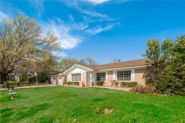 6025 Maceo Lane, Fort Worth, TX 76112 (MLS #13798625) :: The FIRE Group at Keller Williams