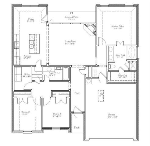 1432 Vine Street, Weatherford, TX 76086 (MLS #13798683) :: Team Hodnett