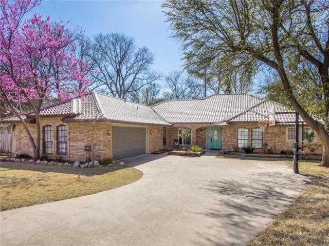 7409 Lochwood Court, Fort Worth, TX 76179 (MLS #13798689) :: Real Estate By Design