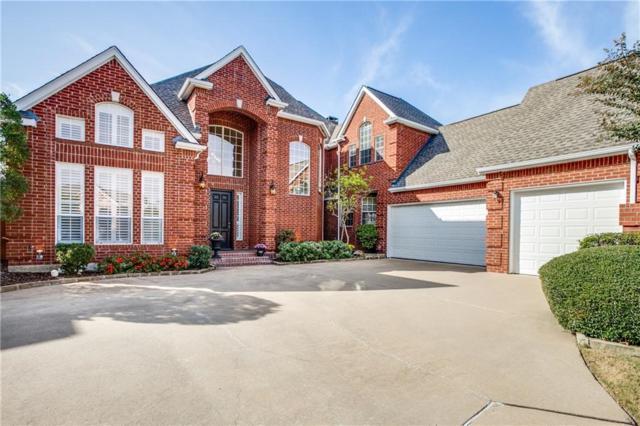802 Hills Creek Drive, Mckinney, TX 75070 (MLS #13798754) :: Frankie Arthur Real Estate