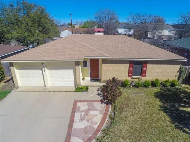 1807 Bayou Drive, Arlington, TX 76018 (MLS #13798793) :: The Mitchell Group