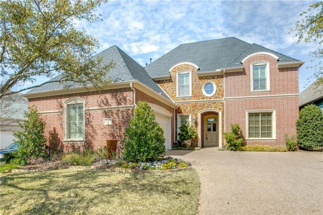 5902 Arrowhead Drive, Frisco, TX 75034 (MLS #13798808) :: The Cheney Group