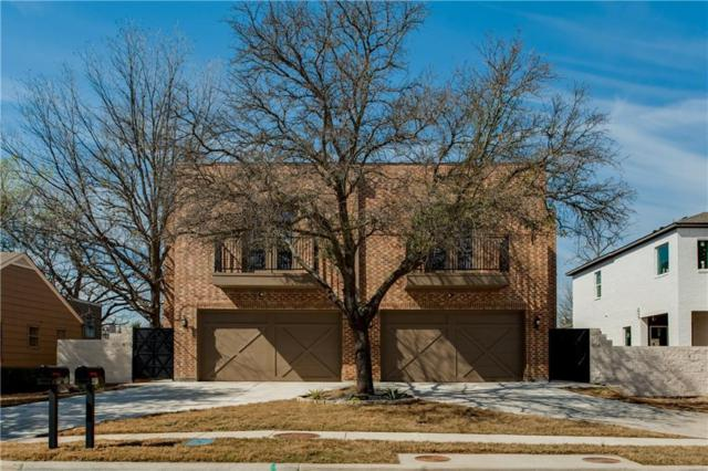 408 Templeton Drive, Fort Worth, TX 76107 (MLS #13798829) :: The Marriott Group