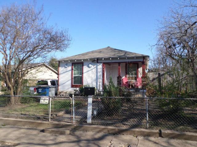 311 Guthrie Street, Dallas, TX 75224 (MLS #13798830) :: Team Hodnett
