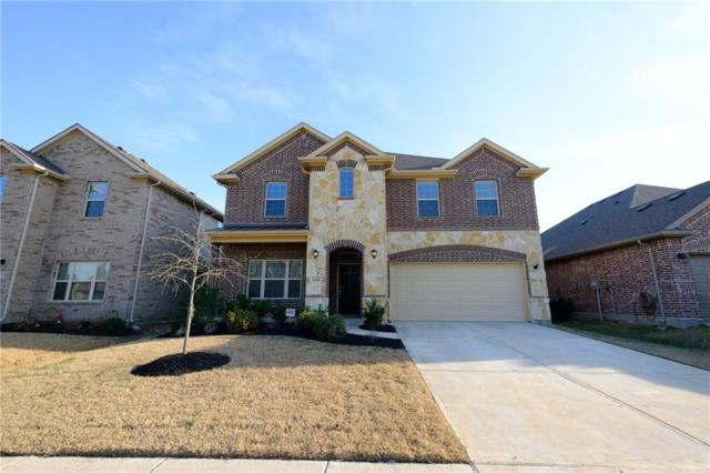 11808 Parade Drive, Frisco, TX 75034 (MLS #13798851) :: Team Hodnett