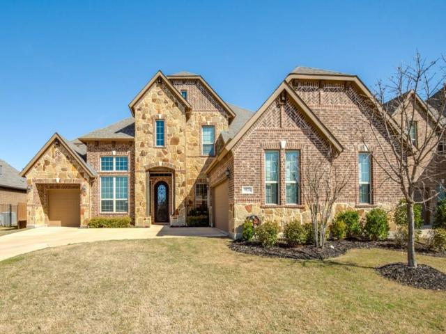 9824 Bowman Drive, Fort Worth, TX 76244 (MLS #13798908) :: Kindle Realty