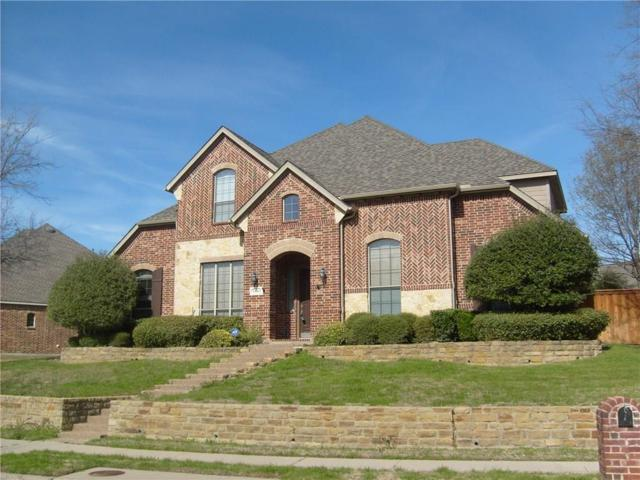 15062 Woodbluff Drive, Frisco, TX 75035 (MLS #13798948) :: Real Estate By Design
