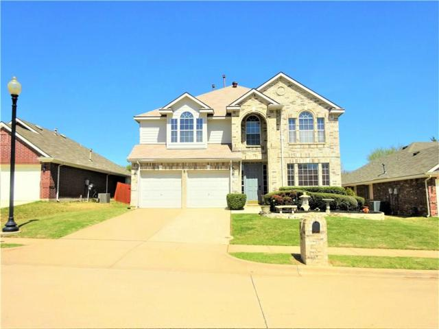 1816 Arrow Wood Drive, Flower Mound, TX 75028 (MLS #13798987) :: Cassandra & Co.