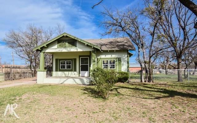 909 Orange Street, Abilene, TX 79601 (MLS #13798988) :: Team Hodnett