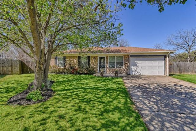 5208 Hideaway Court, Arlington, TX 76017 (MLS #13799036) :: The Holman Group