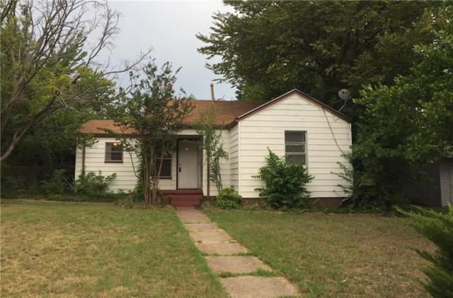 1516 Lindsey Street, Denton, TX 76205 (MLS #13799039) :: Real Estate By Design