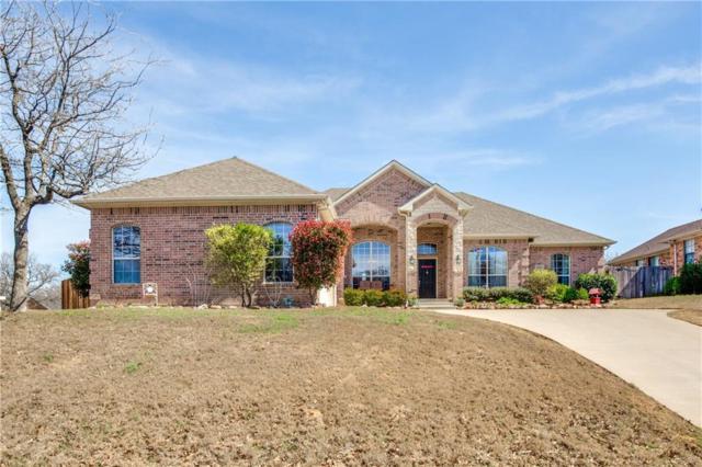 1501 Greenspoint Circle, Denton, TX 76205 (MLS #13799074) :: Real Estate By Design