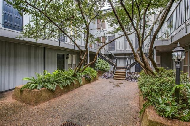 4020 Holland Avenue #201, Dallas, TX 75219 (MLS #13799089) :: The Mitchell Group