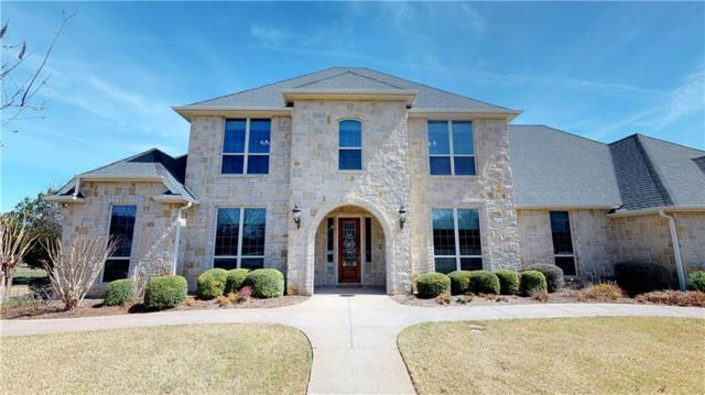 217 Terrace Bluff Lane, Aledo, TX 76008 (MLS #13799128) :: Team Hodnett