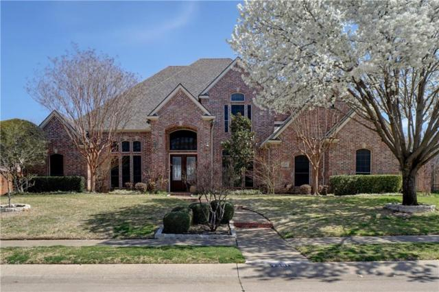 7301 Balmoral Drive, Colleyville, TX 76034 (MLS #13799205) :: The Mitchell Group