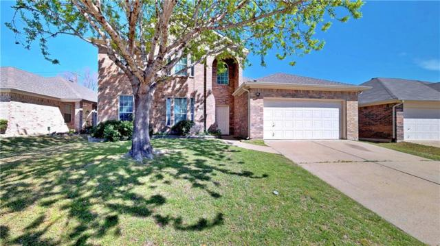 309 Camp Creek Drive, Arlington, TX 76002 (MLS #13799223) :: Robinson Clay