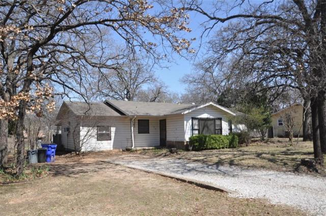 1109 Carpenter Street, Azle, TX 76020 (MLS #13799280) :: Robinson Clay