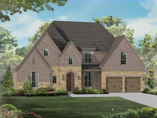 15250 Viburnum, Frisco, TX 75035 (MLS #13799310) :: Real Estate By Design