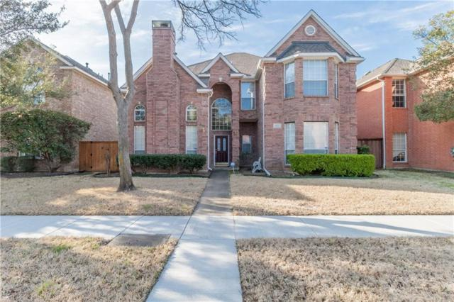 911 Beau Drive, Coppell, TX 75019 (MLS #13799315) :: The Marriott Group