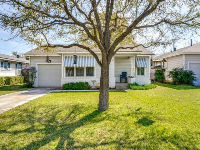3233 Olive Place, Fort Worth, TX 76116 (MLS #13799360) :: The Holman Group