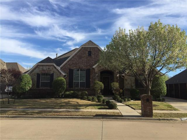 8204 Regency Drive, North Richland Hills, TX 76182 (MLS #13799366) :: The Mitchell Group