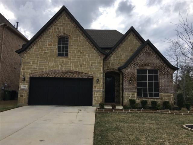 4330 Vineyard Creek Drive, Grapevine, TX 76051 (MLS #13799373) :: The Mitchell Group
