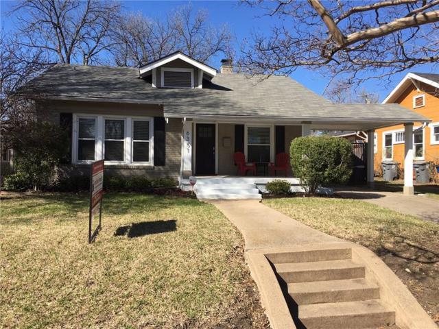 6351 Belmont Avenue, Dallas, TX 75214 (MLS #13799375) :: Robbins Real Estate Group