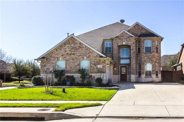 1332 Shalimar Dr, Fort Worth, TX 76131 (MLS #13799401) :: Real Estate By Design