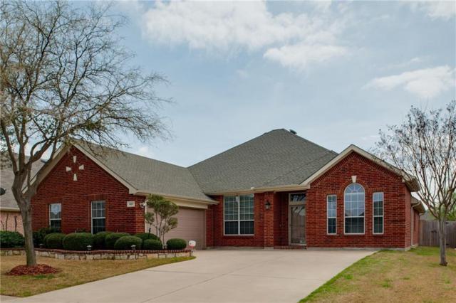 907 Fleetwood Cove Drive, Grand Prairie, TX 75052 (MLS #13799411) :: The Holman Group