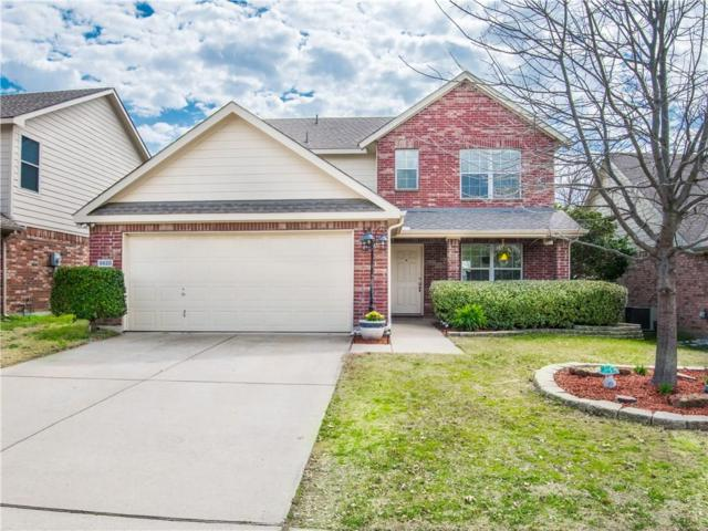 8820 Holliday Lane, Aubrey, TX 76227 (MLS #13799422) :: Real Estate By Design