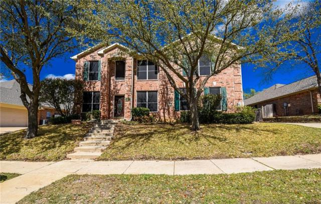 2412 Natchez Trace, Denton, TX 76210 (MLS #13799428) :: Real Estate By Design