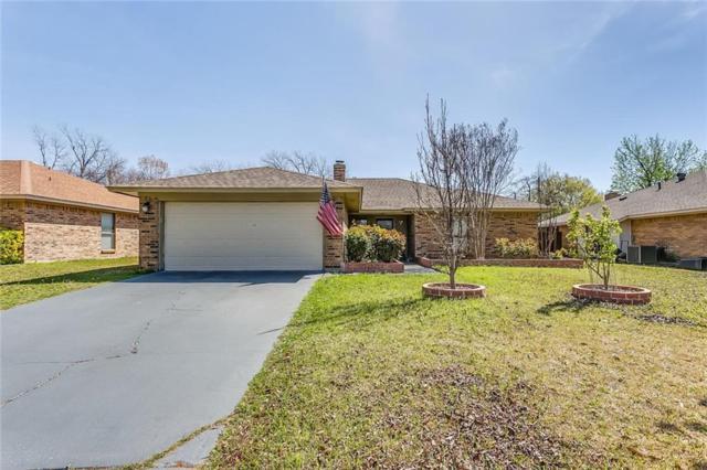 5124 Abby Road, North Richland Hills, TX 76180 (MLS #13799477) :: Team Hodnett