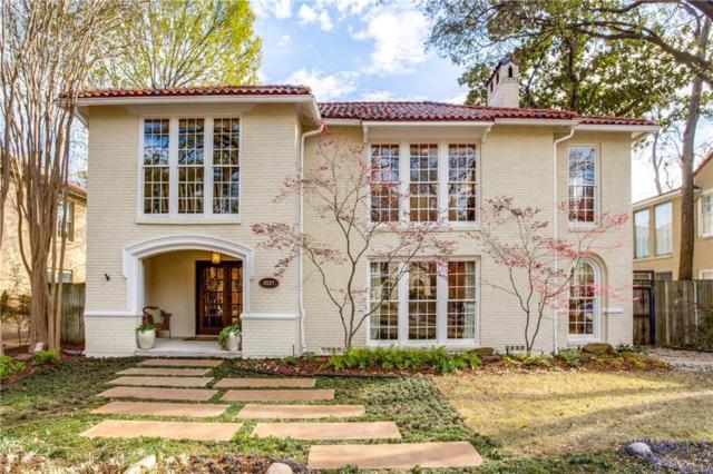 4537 Fairway Street, Dallas, TX 75219 (MLS #13799515) :: Magnolia Realty