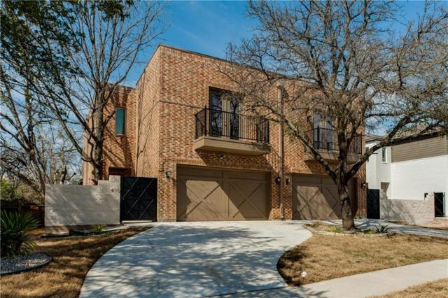 410 Templeton Drive, Fort Worth, TX 76107 (MLS #13799556) :: The Mitchell Group
