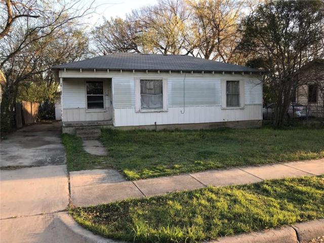 1650 Pine Street, Grand Prairie, TX 75050 (MLS #13799591) :: The Holman Group