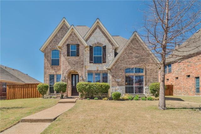 13697 Fall Harvest Drive, Frisco, TX 75033 (MLS #13799629) :: The Cheney Group
