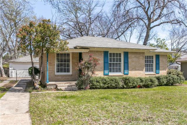 576 Peavy Road, Dallas, TX 75218 (MLS #13799720) :: The Mitchell Group